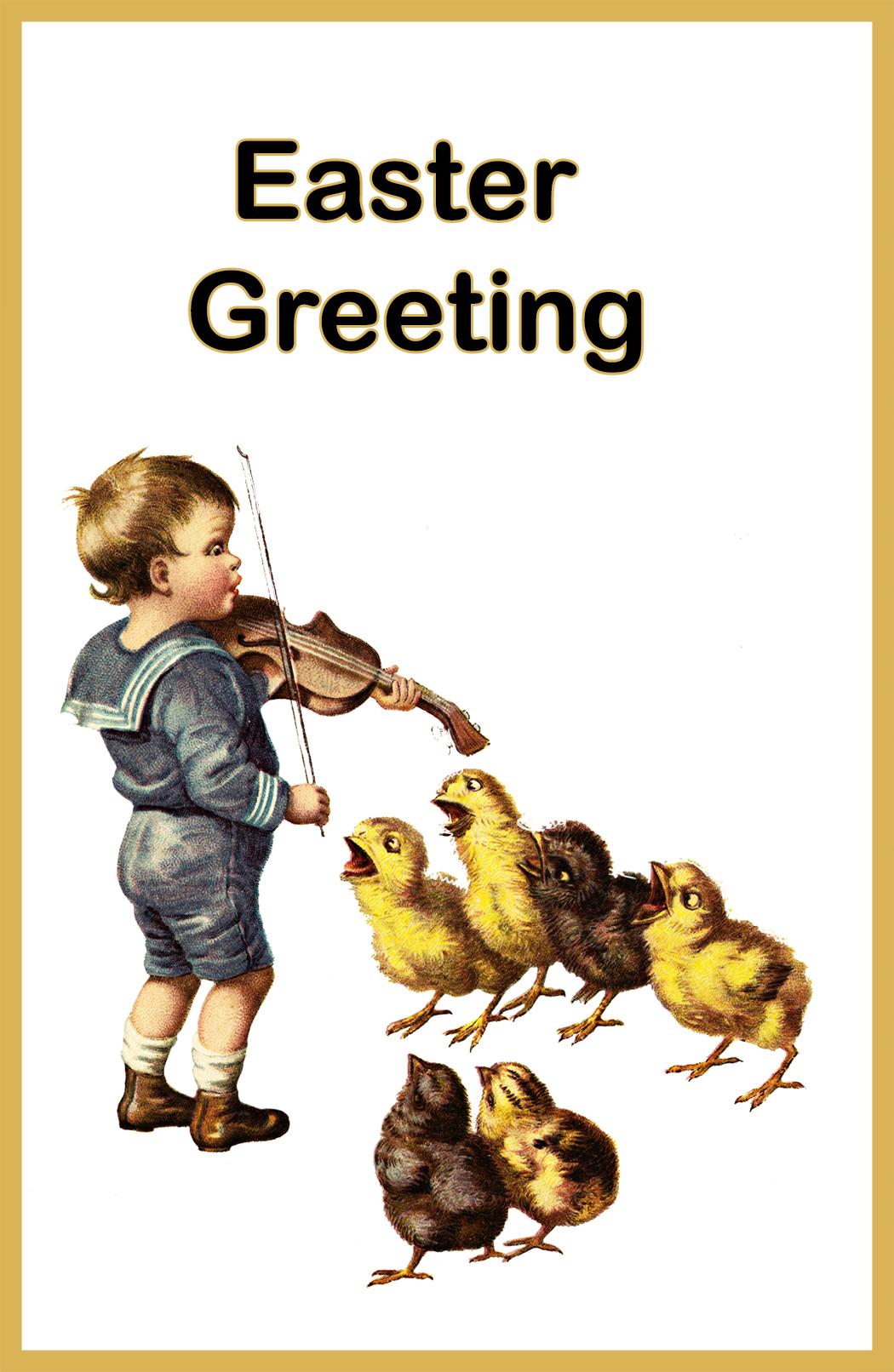 Free easter cards free printable greeting cards easter egg hunt card funny easter greeting card kristyandbryce Gallery