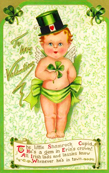 Irish Valentine greeting