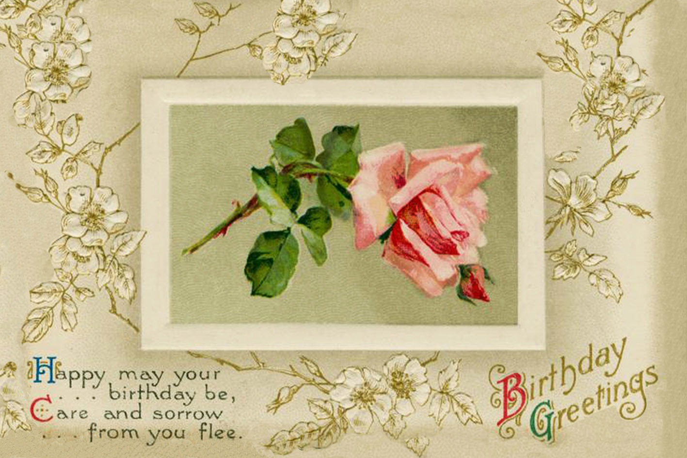 Printable Birthday Cards Free Printable Greeting Cards
