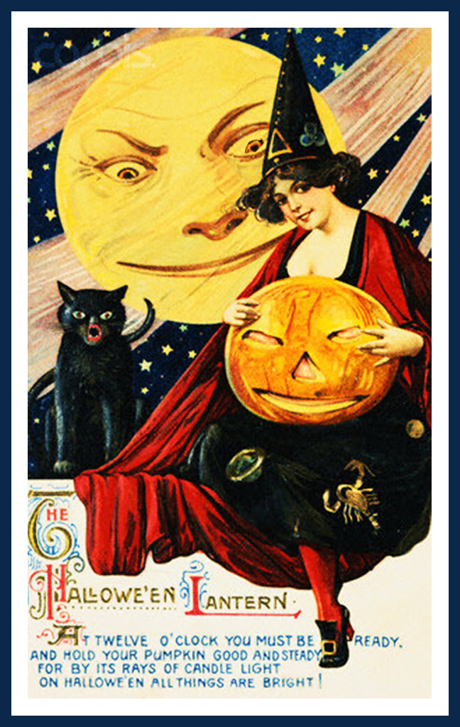 Art-nouveau-halloween-postcard