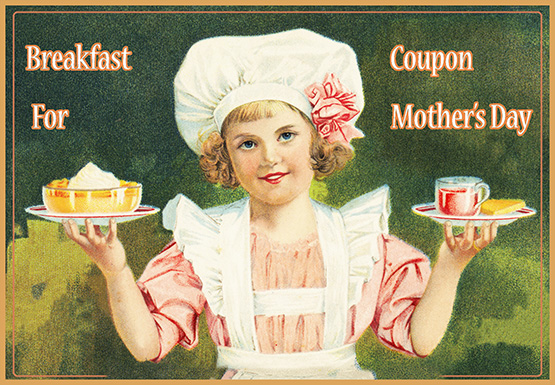 mother's day coupon breakfast